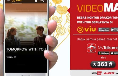 Fungsi Kuota Videomax Telkomsel
