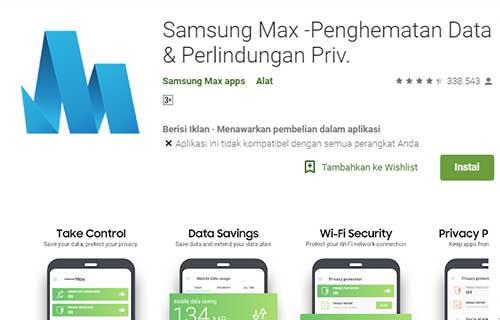 Samsung Max