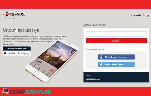 Beli Paket Internet Lewat Situs My Telkomse