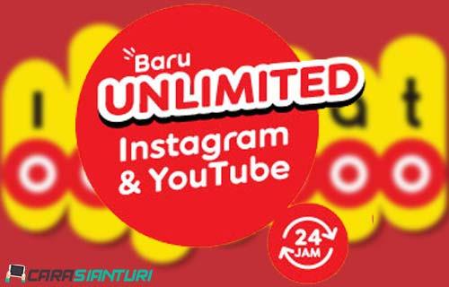 Paket Internet Unlimited Tanpa Kuota Indosat