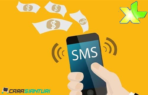 Cara Berhenti Nada Dering XL lewat SMS