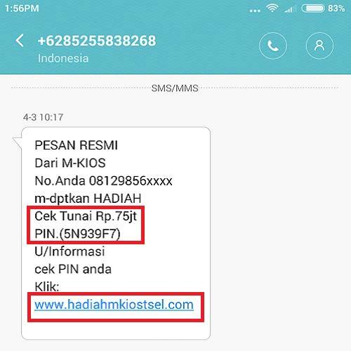 Cara Mengatasi Penipuan Lewat SMS di Kartu Telkomsel