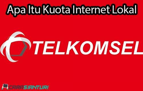 Kuota Internet Lokal