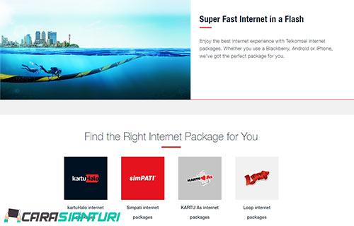 Paket Telkomsel Murah Kuota Besar Terbaru