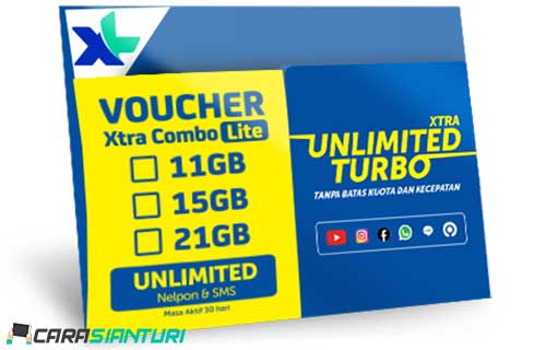 Paket XL Unlimited Turbo