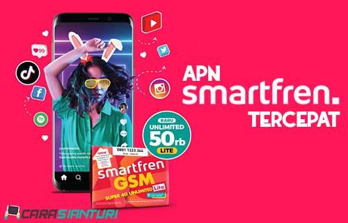 APN Smartfren 4G