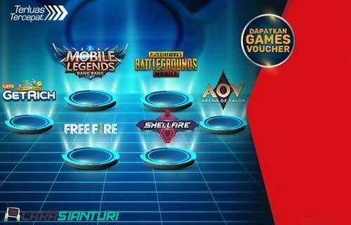 Cara Daftar Paket GamesMax Telkomsel