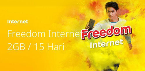 Freedom Internet 2 GB