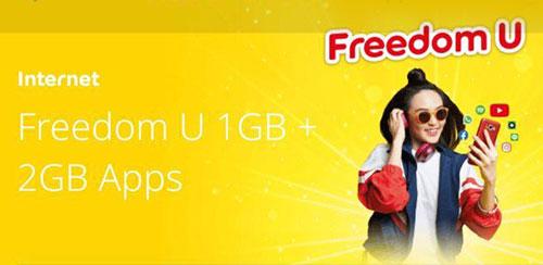 Freedom U 1GB