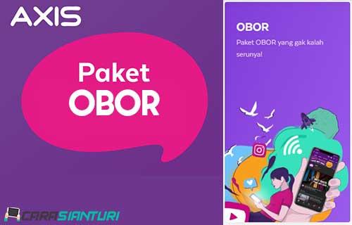 Harga Paket Obor Axis