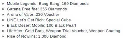Paket GamesMax Diamond