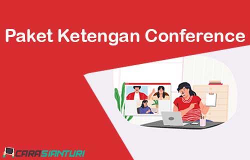 Paket Ketengan Conference