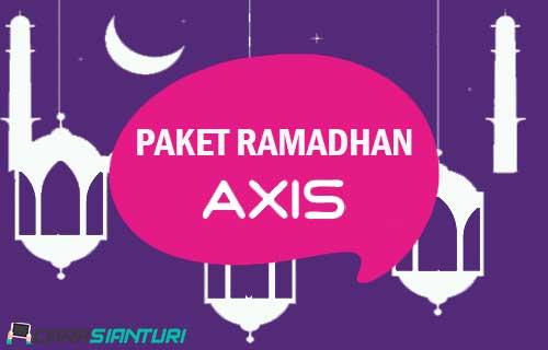 Paket Ramadhan Axis