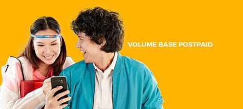 Paket Volume Base Pascabayar Smartfren