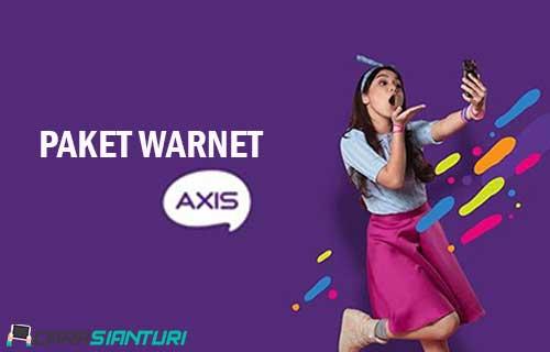Paket Warnet Axis