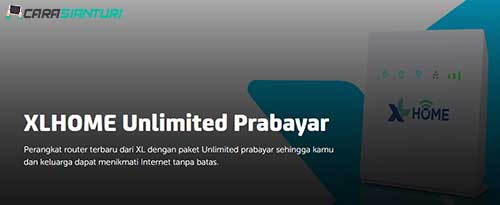 Unlimited Prabayar