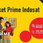 Paket Prime Indosat