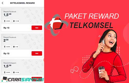 Paket Reward Telkomsel