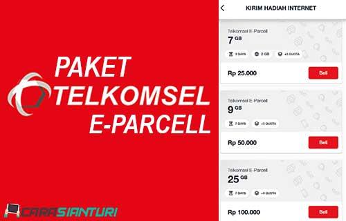 Paket Telkomsel E Parcell