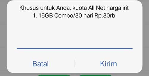 Kuota All Net Telkomsel 2