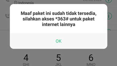 Kuota All Net Telkomsel 3