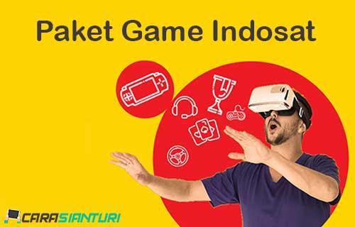 Paket Game Indosat