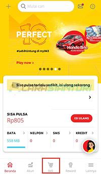 Paket Obrol Bulanan Unlimited Indosat
