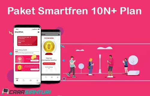 Paket Smartfren 10N Plan