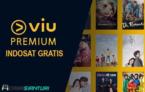 Viu Premium Indosat Gratis