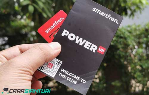 Cara Daftar Power Up Smartfren