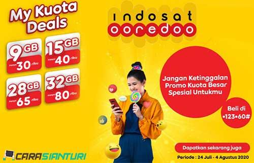 My Kuota Deals Indosat