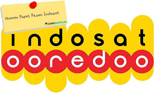 Nomor Pusat Pesan Indosat