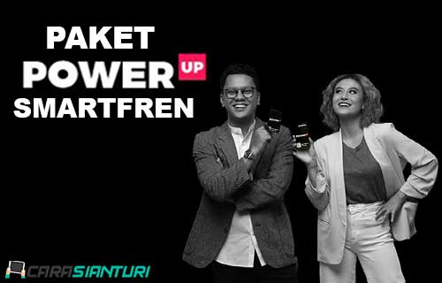 Paket Power Up Smartfren