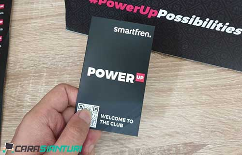 Pilihan Paket Power Up Smartfren
