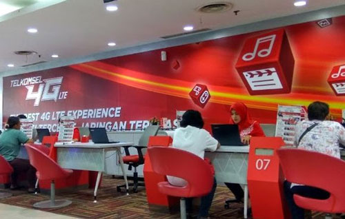 7. Hubungi Layanan Customer Service Telkomsel