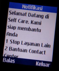 Manfaatkan Layanan Self Care