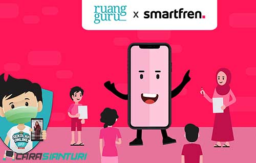 Paket Akses RuangGuru Smartfren