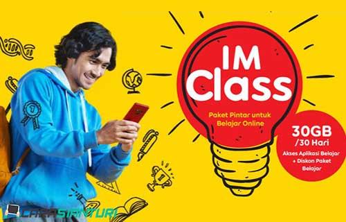 Paket IMClass Indosat murah