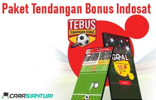 Paket Tendangan Bonus Indosat