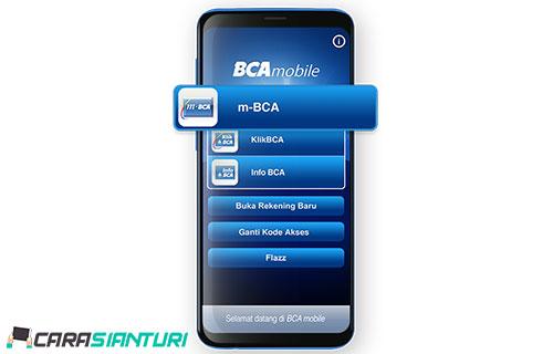 Bayar Tagihan Indihome Lewat Mobile Banking BCA