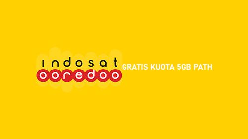 GRATIS KUOTA 5GB PATH