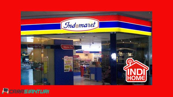 Bayar Indihome Via Indomaret