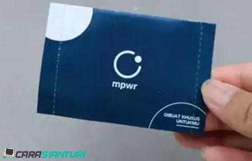 Cara Mendapatkan Kartu Indosat MPWR