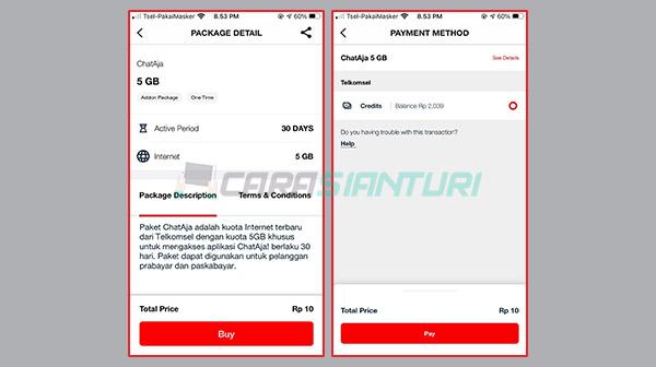 Harga Paket ChatAja Telkomsel