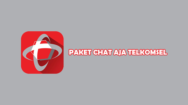 Paket Chat Aja Telkomsel