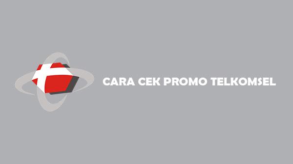 Cara Cek Promo Telkomsel