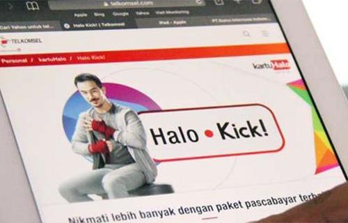 Cara Daftar Halo Kick