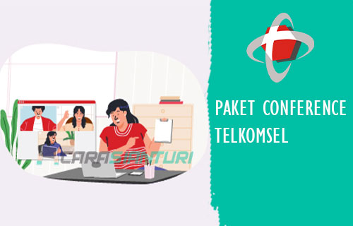 Paket Conference Telkomsel