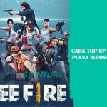 Cara Top Up Free Fire Pulsa Indosat