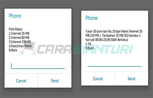 Cara Tukar Telkomsel Poin dengan Kuota Internet